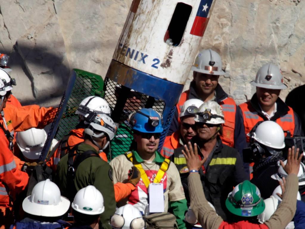 Diez lecciones de liderazgo que surgen de la crisis de los mineros